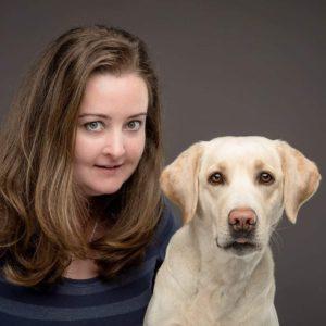 kép: Rózsa Katalin és Katie kutyus profilképe